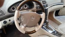 Available for sale! 0 km mileage Mercedes Benz E500 2007