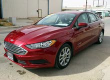 Maroon Ford Fusion 2017 for sale