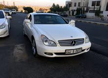 White Mercedes Benz CLS 350 2006 for sale