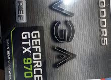For sale new graphics cards للبيع كروت شاشة جديدة