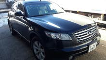Used condition Infiniti FX35 2006 with 190,000 - 199,999 km mileage