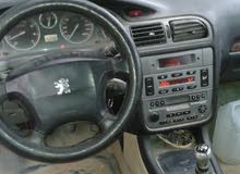 Red Peugeot 406 2002 for sale