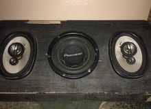سستم للبيع sound system