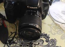 كاميرا canon 60D