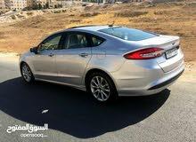 For sale 2017 Silver Fusion