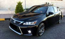 Used condition Lexus CT 2014 with 100,000 - 109,999 km mileage