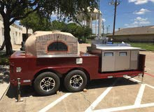 PIZZA TRUCK FOR SALE - Reduced Price !!!