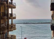 شقه للبيع 220 متر شاطئ السرايا المميز الاسكندريه