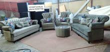 sofa for sale 3+3+1+1 & table