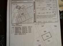 ارض صناعية للايجار او الاستثمار في صحار بفلج العوهي القدبمة