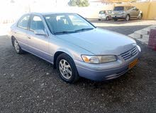 For sale 1998 Blue Camry