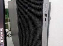 HP PC with graphics card