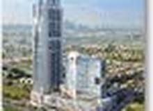 اكبر برج سكنى يحتوى على شقق واستوديوهات للبيع بدون مقدم اقساط شهريه لمدة 7 سنوات فقط