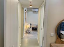 شقة غرفتين وصالة مؤثثة بالكامل في قلب اسطنبول