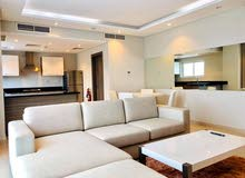 Modern Style 2 BR FF Apartment in Amwaj Island For Rent