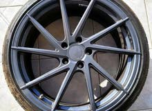 "iw automotive 20"" wheels with Michelin tires"