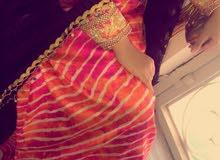 للايجار لبسه تقليديه من تصميم نورا كريم ب25 ر.ع