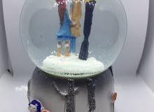 كرات الثلج اي قطعة 7 دنانير