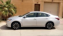 2018 Used Altima with Automatic transmission is available for sale