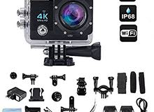 كاميرا 4k
