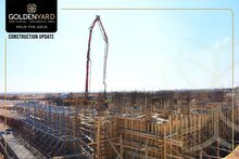 Golden Yard new capital by 10%