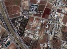 ارض للبيع البنيات سكن ج خاص فوق عراق الحمام مساحه 500 م واجهه جيده