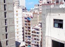 شقة للايجار الشهري مفروش بميامى الاسكندريه