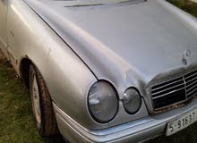 Silver Mercedes Benz E 200 2000 for sale
