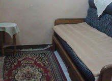 شقة (ستوديو) مفروش للإيجار امام جامعة القاهرة