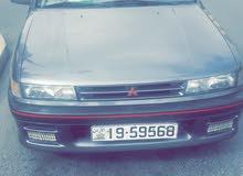 Gasoline Fuel/Power   Mitsubishi Lancer 1989