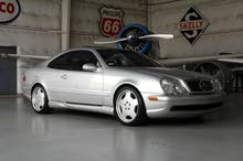 Gasoline Fuel/Power   Mercedes Benz CLK 2004