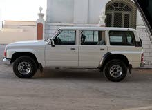 Nissan Patrol 1996 For sale - White color