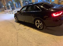 Audi A4 car for sale 2014 in Tripoli city