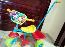 سيارة الأطفال