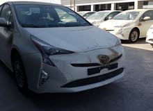 Automatic Toyota 2017 for sale - Used - Zarqa city