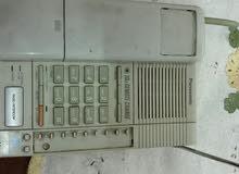 تليفون لاسلكي يباني مستورد مستعمل بانسونك