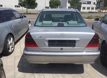 Mercedes Benz C 240 1999 - Automatic