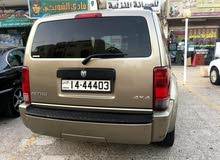 Automatic Brown Dodge 2007 for sale