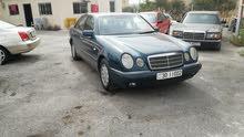 Used condition Mercedes Benz E 200 1999 with  km mileage