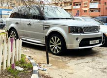 For sale 2012 Silver Range Rover