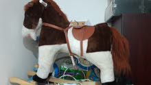 حصان كبير بيه موسيقي
