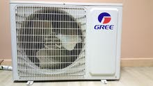 Gree 1.5 ton Split AC made of copper under warranty used by an expat!