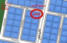ركنية 863م شارعين 32م و 16م بمخطط جوهرة العروس شمال جده بالقرب م البحر