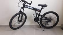 دراجة هوائية نوع همر