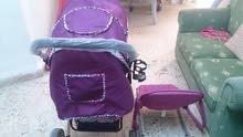 عرباي اطفال وكرسي
