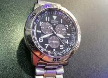 ساعة CITIZEN  للبيع او للبدل اصلية بحالة ممتازة لبيع