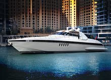 Private Cruise Onboard Mangusta 80 ft Yacht