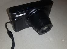 كاميرا كانون بحاله ممتازة .. استعمال خفيف