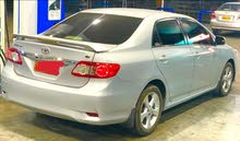 Available for sale! 0 km mileage Toyota Corolla 2012