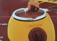 ماكينة شوكولاته كهربائية